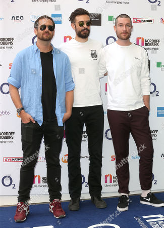 Editorial picture of Nordoff Robbins O2 Silver Clef Awards, Grosvenor House, London, UK - 06 Jul 2018