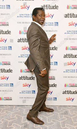 Editorial image of Attitude Pride Awards, London, UK - 06 Jul 2018