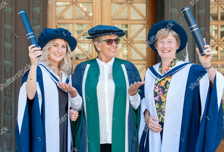 Alice Thompson, Prue Leith, Ann Southwood