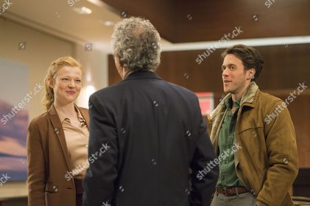 Stock Picture of Sarah Snook, Ashley Zukerman