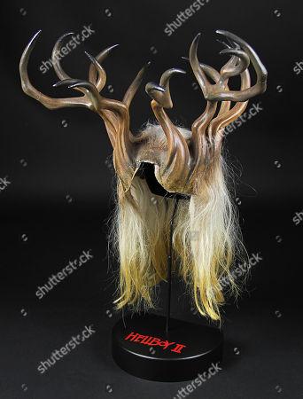 King Balor (Roy Dotrice) Head Piece Display