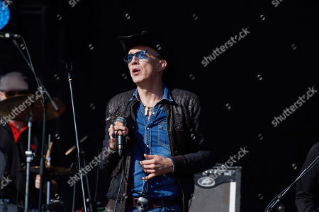 Alabama 3 - Rob Spragg a.k.a. Larry Love