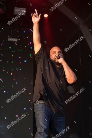 Editorial image of Nass Festival 2018, Shepton Mallet, Somerset, UK - 06 Jul 2018