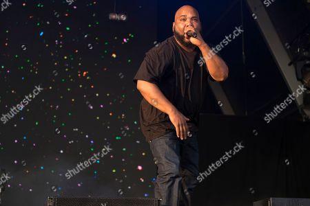 Editorial picture of Nass Festival 2018, Shepton Mallet, Somerset, UK - 06 Jul 2018