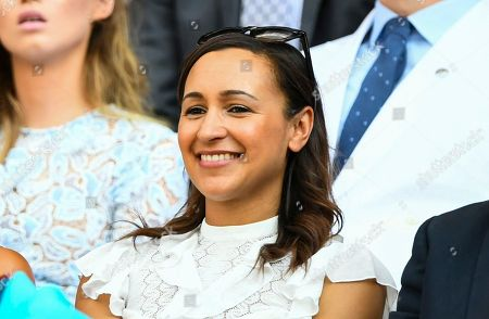 Jessica Ennis-Hill in etc Royal Box
