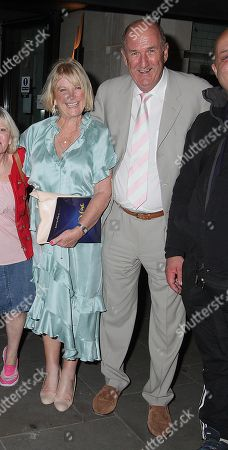 Patricia Simpson and Russ Abbot