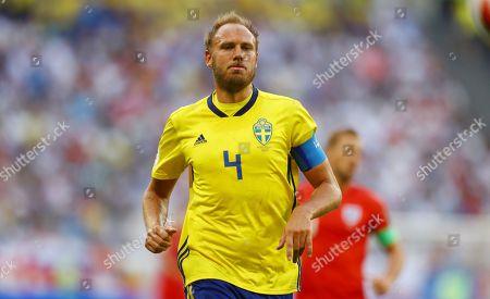 Andreas Granqvist of Sweden
