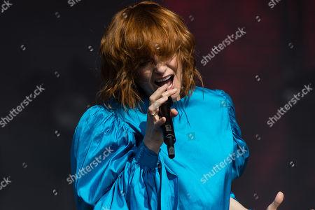 Stock Image of Goldfrapp - Alison Goldfrapp