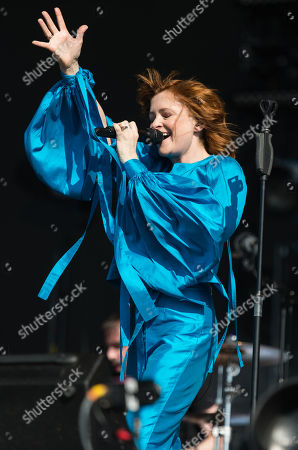 Editorial picture of British Summer Time Hyde Park Festival in London, UK - 07 Jul 2018
