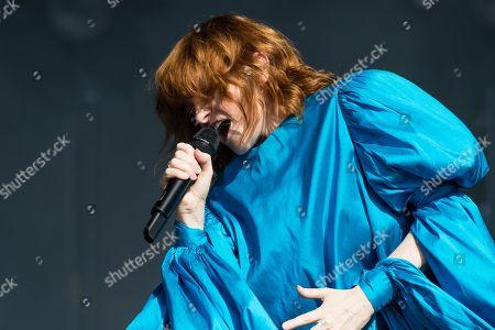 Stock Photo of Goldfrapp - Alison Goldfrapp