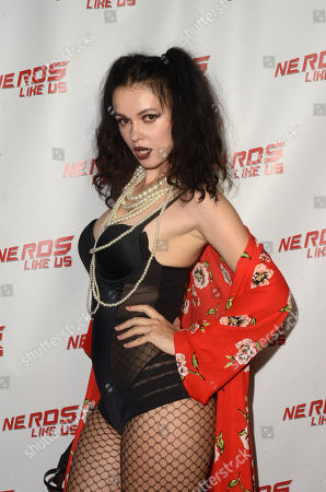 Editorial picture of Nerds Like Us host 'The Rocky Horror Picture Show' special screening, Los Angeles, USA - 06 Jul 2018