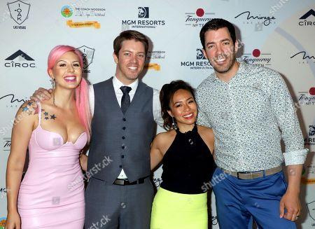 Editorial image of Coach Woodson Invitational Party, 1Oak Nightclub, The Mirage Hotel and Casino, Las Vegas, USA - 07 Jul 2018