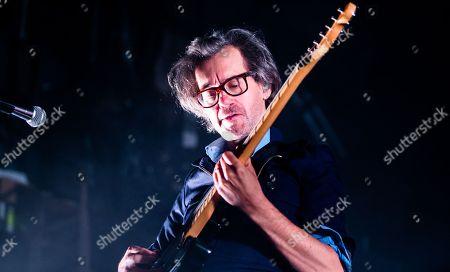 Laurent Brancowitz of Phoenix