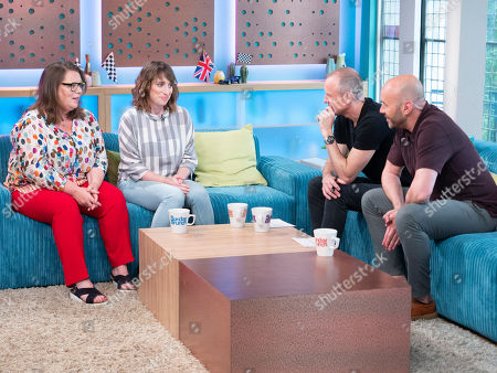 Editorial picture of 'Sunday Brunch' TV show, London, UK - 08 Jul 2018