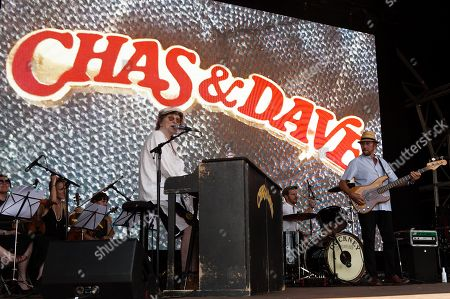 Chas & Dave - Chas Hodges, Dave Peacock