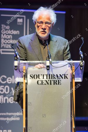 Author Michael Ondaatje wins The Golden Man Booker prize