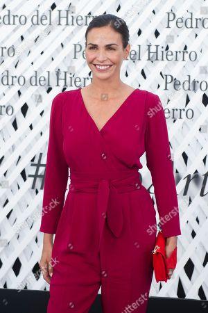 Stock Picture of Ines Sastre