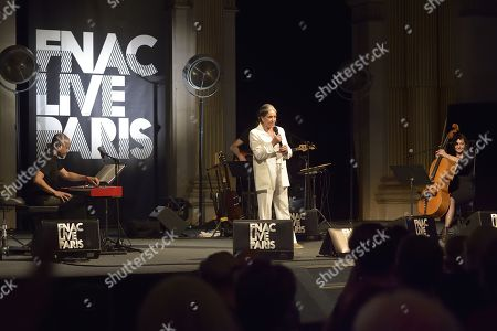 Editorial image of Festival Fnac Live, Paris, France - 08 Jul 2018