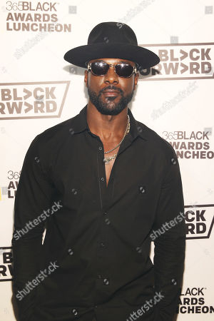 Lance Gross is seen at the 15th Annual 365Black Awards during the Essence Music Festival on