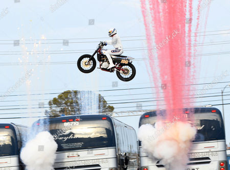 Stock Image of Travis Pastrana