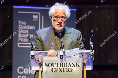 Editorial image of Golden Man Booker Prize, London, UK - 08 Jul 2018