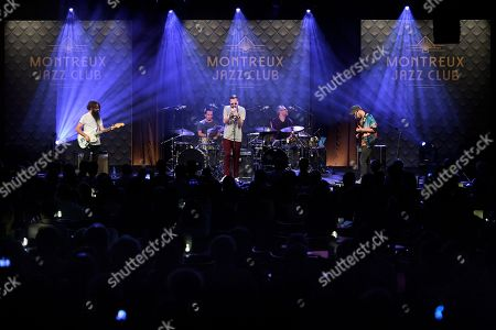 Editorial picture of 52nd Montreux Jazz Festival, Switzerland - 09 Jul 2018