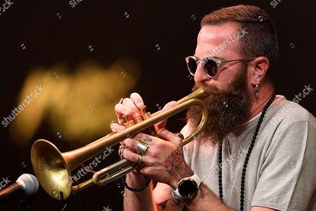 Editorial image of 52nd Montreux Jazz Festival, Switzerland - 09 Jul 2018