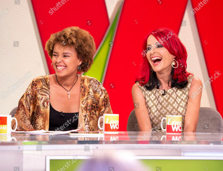 Talia Grant and Carrie Grant