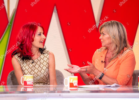 Carrie Grant and Claire King