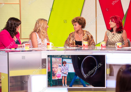Coleen Nolan, Stacey Solomon, Talia Grant and Carrie Grant