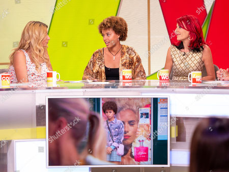 Stacey Solomon, Talia Grant and Carrie Grant