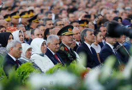 Editorial photo of President, Ankara, Turkey - 09 Jul 2018