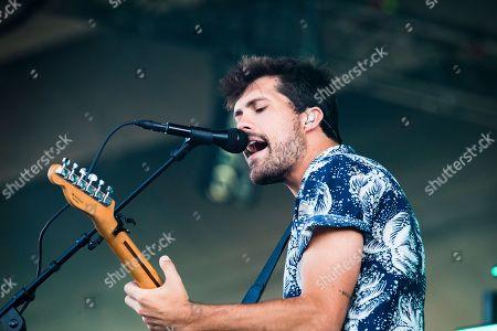 Editorial photo of Quebec City Summer Festival, Canada, USA - 08 Jul 2018