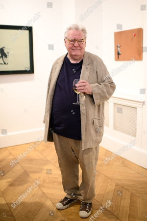 Stock Picture of Alan Parker