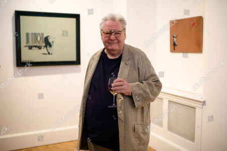 Stock Photo of Alan Parker