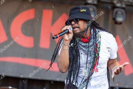 Editorial photo of Summerfest Music Festival, Milwaukee, USA - 07 Jul 2018