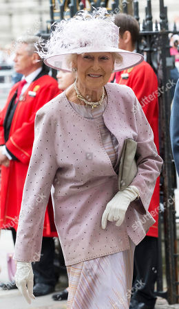 Princess Alexandra of Kent attends the 100th Anniversary of The Royal Air Force