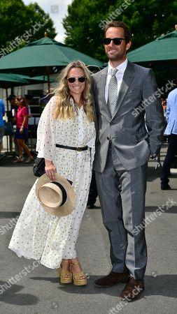 Sir Ben Ainslie and Lady Ainslie