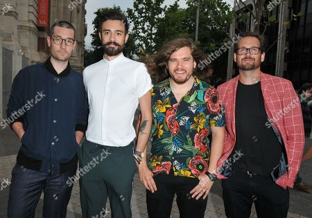 Editorial image of Syco Summer Party, Victoria and Albert Museum, London, UK - 09 Jul 2018