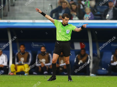 16757b62e93 France v Belgium Semi Final 2018 FIFA Stock Photos (Exclusive ...