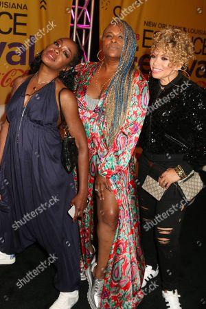 Tichina Arnold & Yo-Yo & Tisha Campbell-Martin