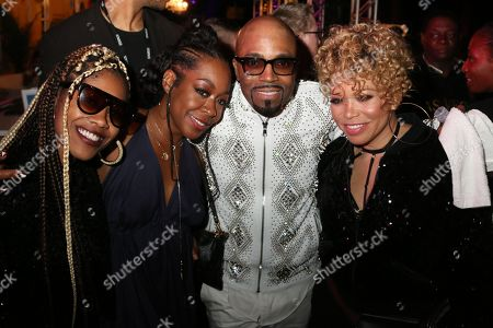 DJ PZB & Tichina Arnold & Teddy Riley & Tisha Campbell-Martin