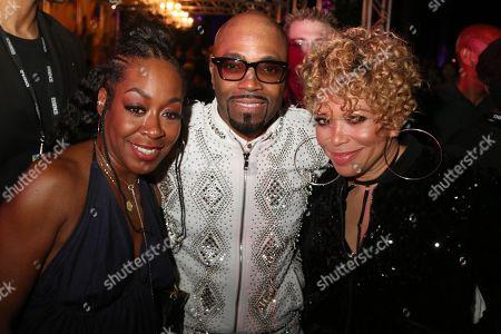 Tichina Arnold & Teddy Riley & Tisha Campbell-Martin