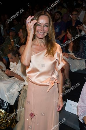 Sharon Corr, violinist, singer, songwriter and member, along with his brothers, the group the Corrs.