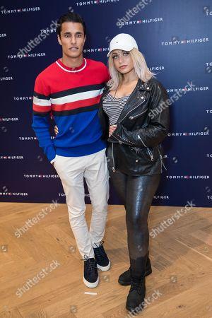 Staz Nair and Klara Loretta