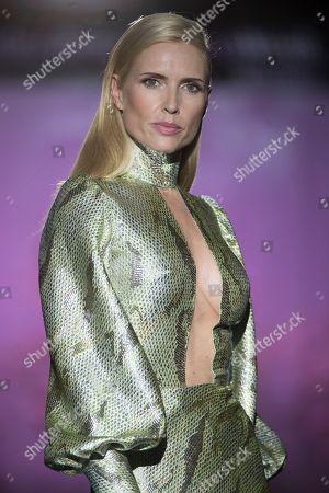 Spanish model Judit Masco