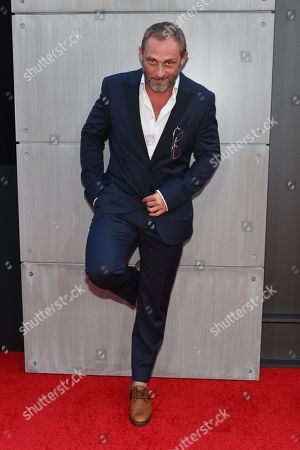 Editorial picture of 'Skyscraper' film premiere, New York, USA - 10 Jul 2018
