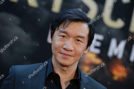 Stock Image of Ng Chin Han