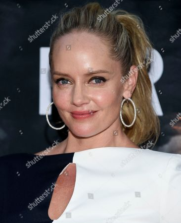 """Marley Shelton attends the """"Skyscraper"""" premiere at AMC Loews Lincoln Square, in New York"""