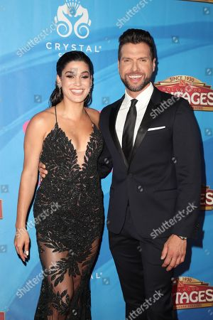 Christie Prades and Mauricio Martinez